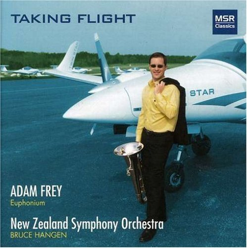Adam Frey Taking Flight Hangen New Zealand So