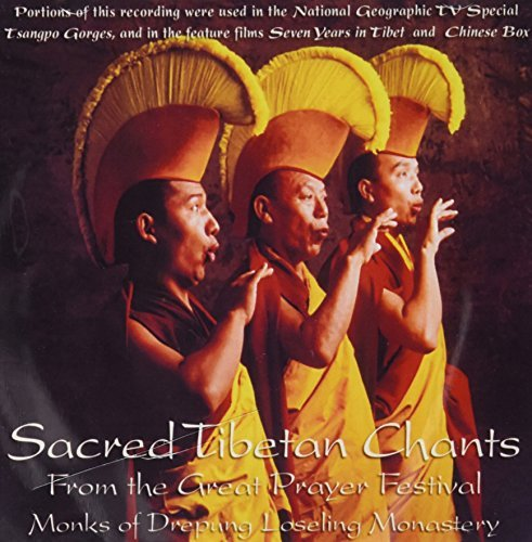 Buddhist Monks From The Drepun Sacred Tibetan Chants