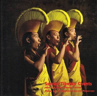 Buddhist Monks From The Drepun Sacred Music Sacred Dance
