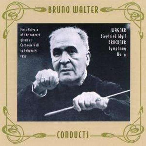 Richard Wagner Bruno Walter Conducts The Phil Walter Philharmonic So