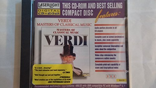 G. Verdi Masters Of Classical Music
