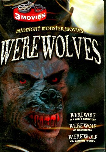 Werewolves Midnight Monster Movies Clr Bw Nr