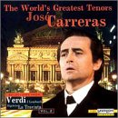 Jose Carreras Vol. 2 World's Greatest Tenors Carreras (ten)