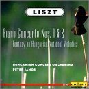 F. Liszt Con Pno 1 2 Janos Hungarian Concert Orch