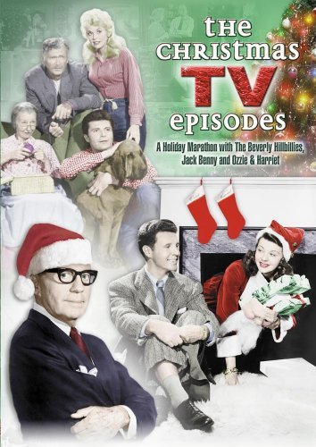 Christmas Tv Episodes Beverly Hillbillies Jack Benny Clr Mult Dub Sub Keeper Nr