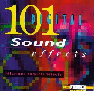 One Hundred One Digital Sou Vol. 1 Hilarious Comical Effec One Hundred One Digital Sound