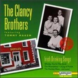 Clancy Brothers Irish Drinking Songs