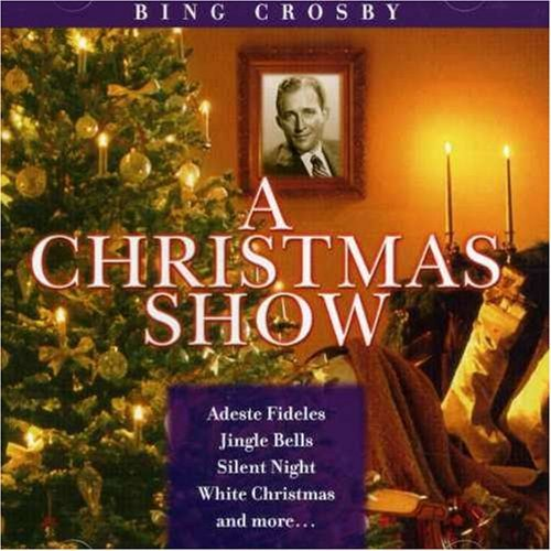 Bing Crosby Wwii Radio Christmas Shows