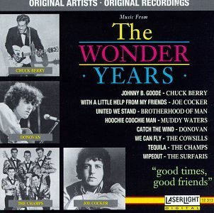 Wonder Years Wonder Years Good Times Good F Donovan Cowsills Champs Berry Wonder Years