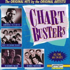 Chart Busters Chart Busters All Time Am Fm H Pitney Mercy Casinos Vogues Neville Archies
