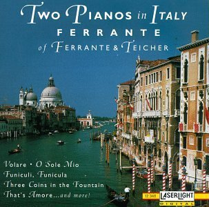 Ferrante Two Pianos In Italy