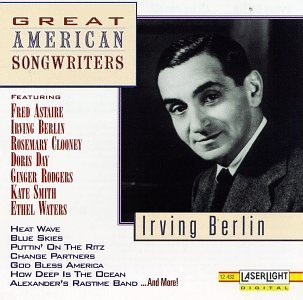 Great American Songwriters Great American Songwriters Irv