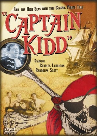 Captain Kidd Laughton Charles Bw Nr