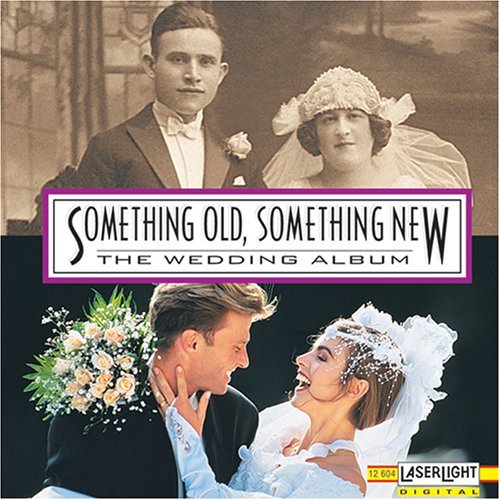 Something Old Something New Wedding Album