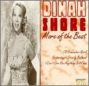 Dinah Shore More Of The Best