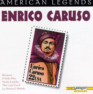 Enrico Caruso American Legends Vol. 2