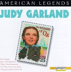 Judy Garland Vol. 10 American Legends
