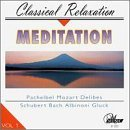 Classical Relaxation Vol. 1 Pachelbel Mozart Bach