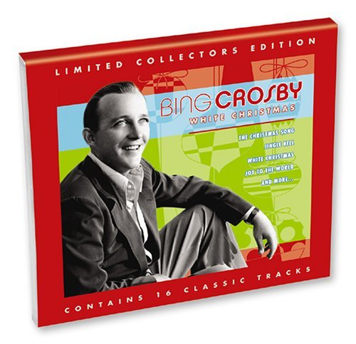 Bing Crosby White Christmas Lmtd Ed. O Card