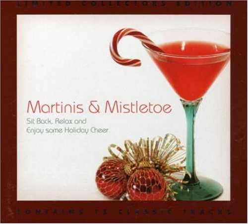 Martinis & Mistletoe Martinis & Mistletoe O Card