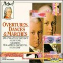 W.A. Mozart Ovt Marches Dances Vonk & Graf Various