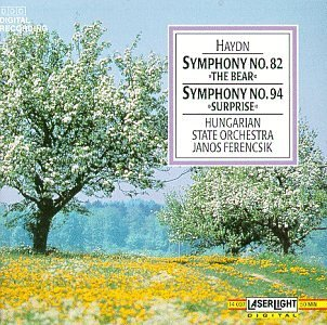 J. Haydn Sym 82 94 Ferencsik Hungarian State Orch