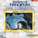 Masters Of The Opera Vol. 2 Protschka Rydl Sass Vonk & Paternostro Various