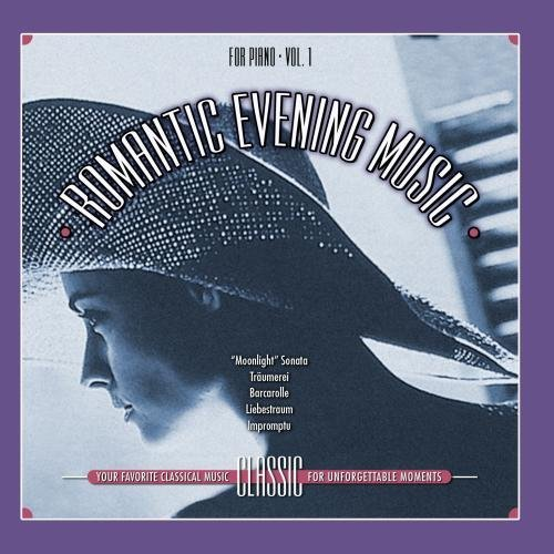 Romantic Evening Music For Piano Vol. 1 Dubourg Fischer Jando Failoni Various