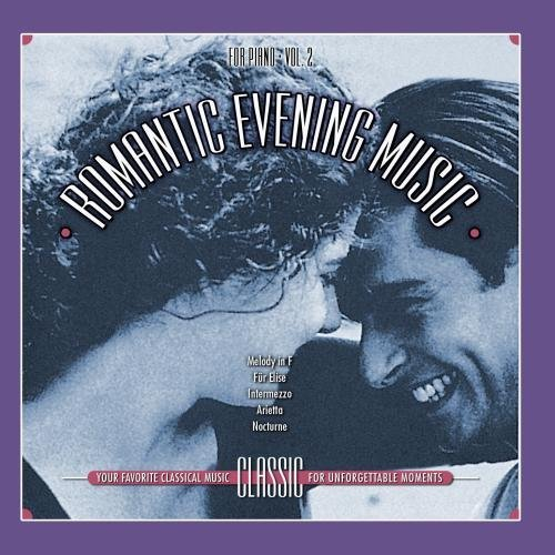 Romantic Evening Music For Piano Vol. 2 Dubourg Szekely Gerard Fischer Kraus & Tabakov Various