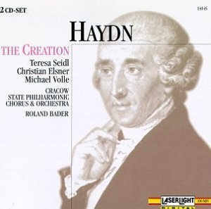 J. Haydn Creation Seidl Elsner Volle Bader Bader Cracow Natl Phil Chorus