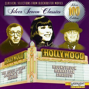 Silver Screen Classics Vol. 8 Silver Screen Classics Moonstruck Music Lovers Carmen Silver Screen Classics