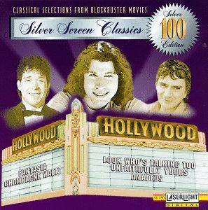 Silver Screen Classics Vol. 10 Silver Screen Classics Look Who's Talking Too Amadeus Silver Screen Classics