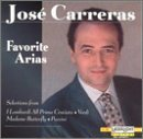 Jose Carreras Favorite Arias