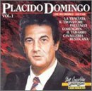 Placido Domingo Vol. 1 Live Recording 1967 68 Domingo (ten)