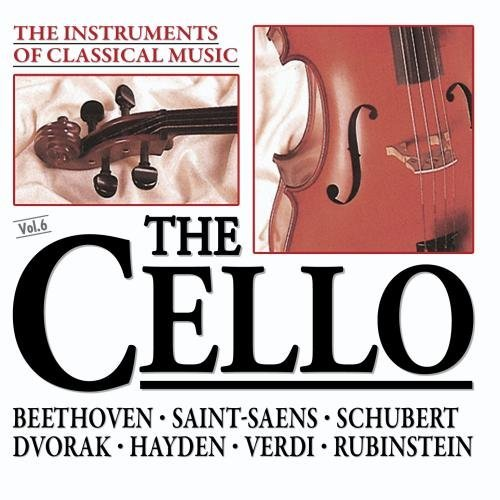 Instruments Of Classical Music Cello Vol. 6 Perenyi (vc) Pank (va) Rolla & Paternosto & Kegel Var