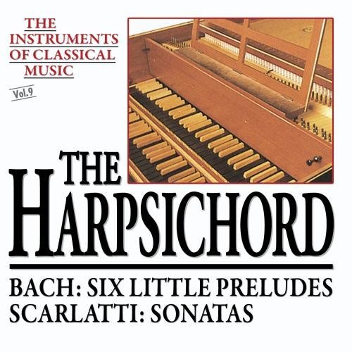 Instruments Of Classical Music Harpsichord Vol. 9 Jaccottet Koopman Hambitzer +