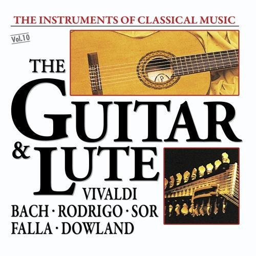 Instruments Of Classical Music Guitar & Lute Vol. 10 Tokos (gtr) Rost (lt)