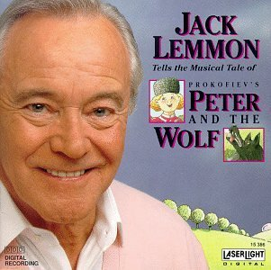 Jack Lemmon Peter & The Wolf