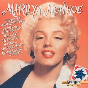 Marilyn Monroe Great American Legends