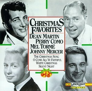 Christmas Favorites Christmas Favorites Torme Mercer Martin Como