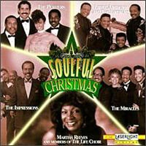 Soulful Christmas Soulful Christmas Miracles Platters Impressions 3 CD Set