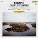 F. Chopin Piano Favorites Jablonski Fichman Luisada &