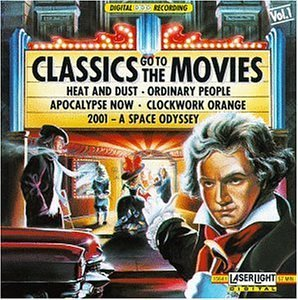 Classics Go To The Movies Vol. 1 Jando*jeno (pno) Sandor & Francek & Kegel Vario