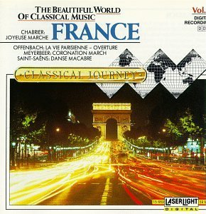 Classical Journey Vol. 4 France Steinberg & Pal & Fischer Vari