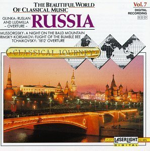 Classical Journey Vol. 7 Russia