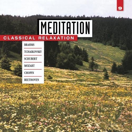 Meditation Vol. 9 Classical Relaxation Haupt Dubourg Altenburger + Pommer & Vonk & Kovacs Various