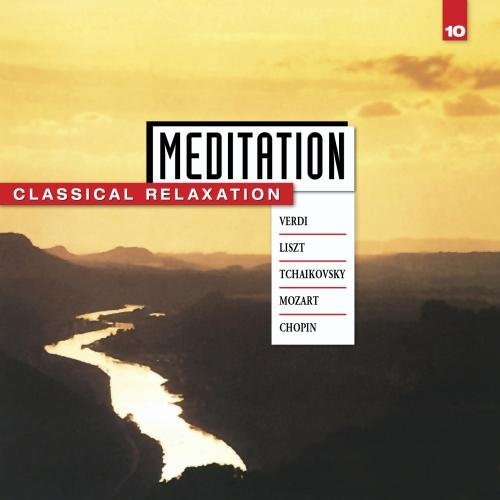 Meditation Vol. 10 Classical Relaxation Dubourg Failoni Haupt Berger + Stefanov & Simon & Kraus Vario