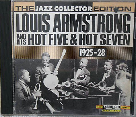 Louis Armstrong Hot 5's & 7's 1925 1928