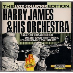 James Harry Harry James & His Orchestra Jazz Collector Editio