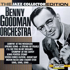 Benny Goodman Jazz Collector Edition